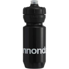 Cannondale Logo Gripper Flasche 600ml black/white